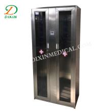 Cabinet d'endoscope d'acier inoxydable de meubles médicaux d'hôpital