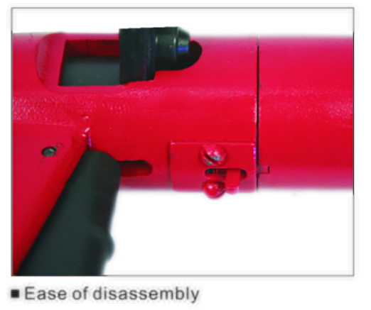 Ns603 Heavy Duty Powder Actuated Fastening Tool 5