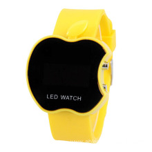 Apple Shape LED Wrist Watch for Kids