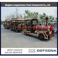 Comboio turístico de Diesel Popular chinês com 02 treinadores