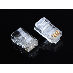 8P8C Cat5e Patch cabo Plug