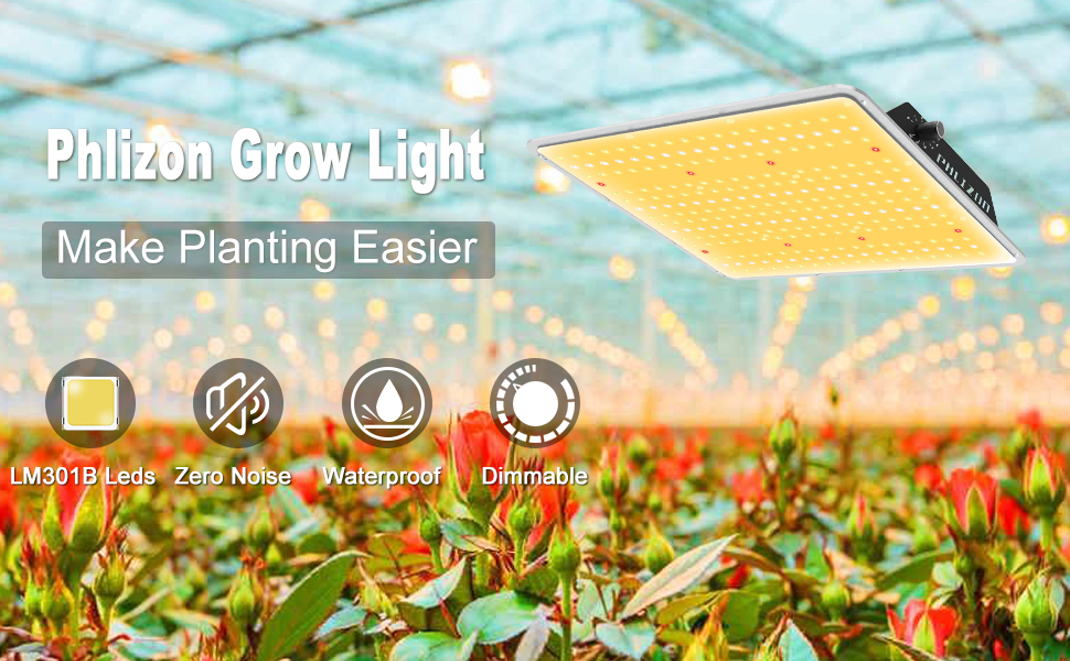 Led Light Indoor Plants Growing