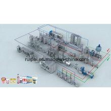 Yogurt Production Line (1-50TPH)
