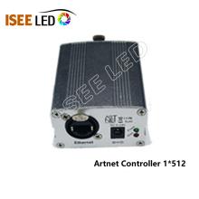 Contrôleur LED Artnet compatible Madrix pour l'intérieur