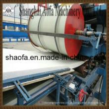 Linha de produção de sanduíche de painel de lã de rocha / EPS (AF-S960)