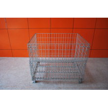Metal Galvanized Wire Mesh Storage Cage (YRD-C1)