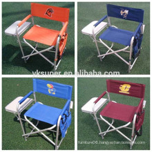 Outdoor Camping sport Picnic Fishing Director Chair Fold Portable Seat W/ Table