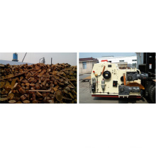 HDF PVC-Klebemaschine Produktionslinie