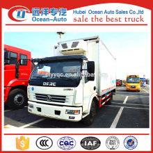 De luz camioneta furgoneta camiones frigoríficos de camiones en fábrica en Bubei