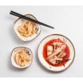 Plato 100% de salsa de melamina / Plato cuadrado / Tazón de salsa (At076-07)
