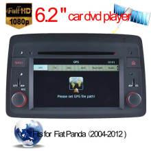 Автомобильный DVD-плеер для FIAT Perla GPS-навигации с Tmc DVB-T iPod (HL-8844GB)