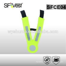 3m reflective tape equipment with 100% polyester PU fabric