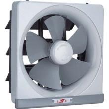 Ventilador de ventilação quadrado de metal completo CB Standard