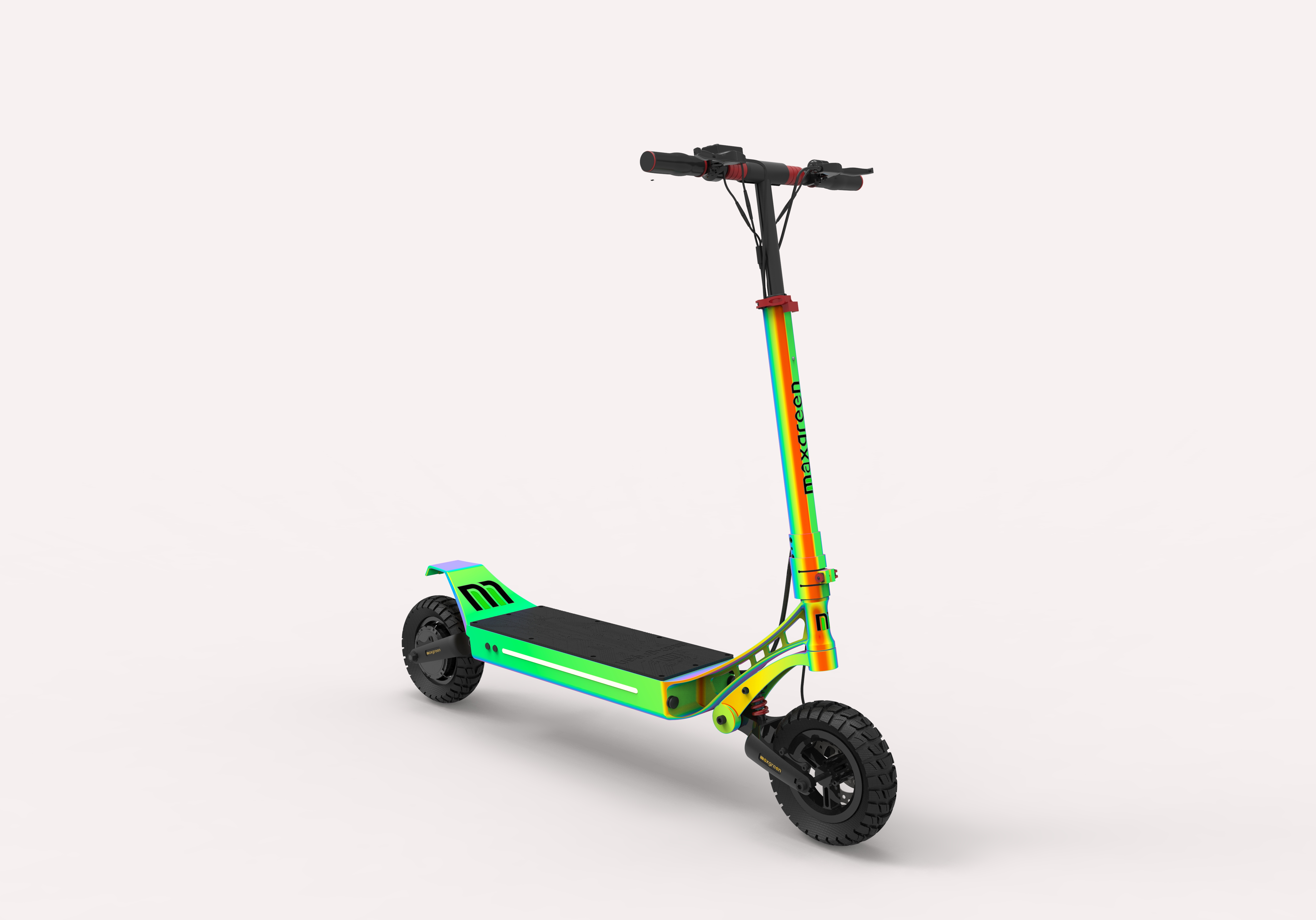 Electric Scooters Dual Motor