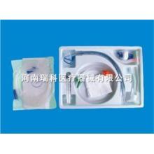 Pacote descartável de tubo endotraqueal estéril