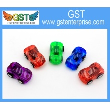 Mini Transparent color Pull Back Racing Cars