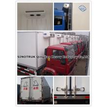 Camión Congelador HOWO 6 * 4