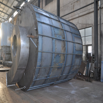 High-Speed Centrifugal Spray Dryer in plastic and resin