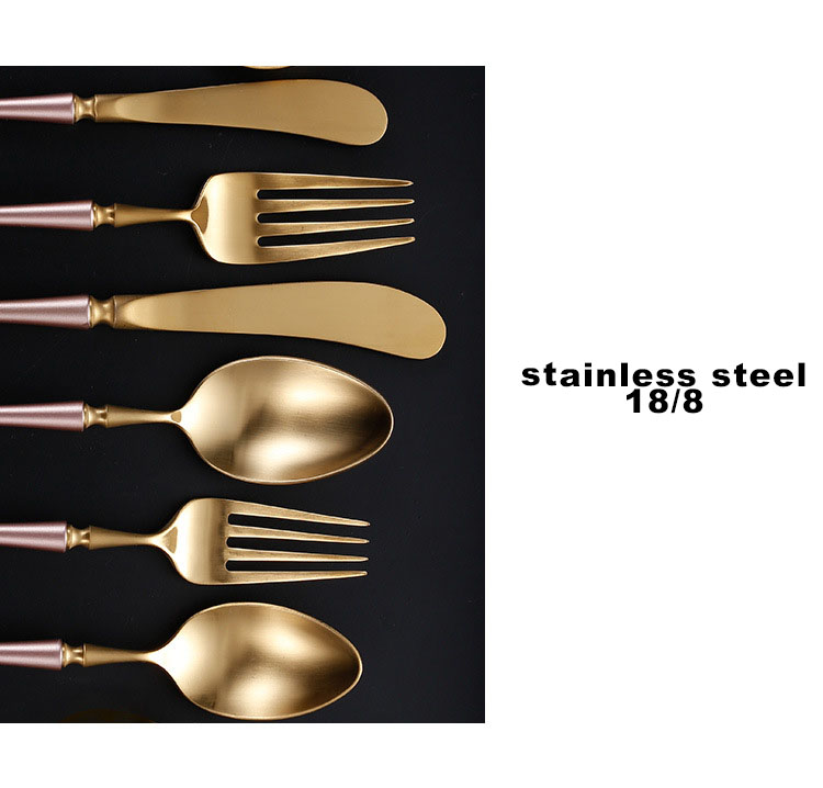 stainless german cutlery