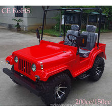 Quality 200cc Mini Jeep with CVT Reverse for Adult