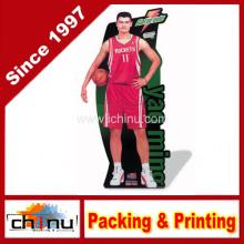 Exibição Pop-up do esporte do basquetebol (6238)