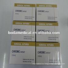 Medical catgut absorbible desechable con CE