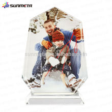 Sublimation crystal for wedding gift made in china yiwu hot sale