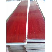 Piso de madeira engenharia Sapelli T & G
