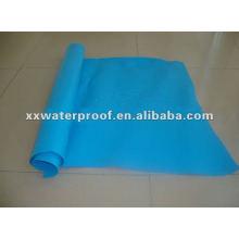 Membrana impermeable pvc para techos