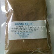 Grau de alimentação de quelato de aminoácidos de ferro de Chengdu