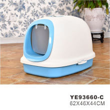 Wholesale Pet Cleaning Enclosed Training Cat Litter Box Automatic Toilet for Cats