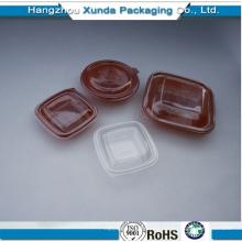 Plastic Food Containertake Away Food Box