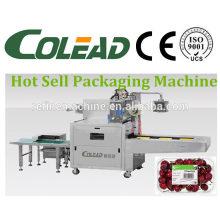 Vaccum máquina de embalagem / Vegetais e frutas máquina de embalagem / salada máquina de embalagem linha de produção / máquinas