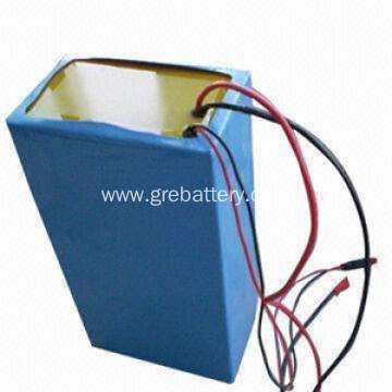 72V 20Ah Lithium Ion Battery Pack