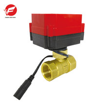 CXW-60P bola de agua motorizada cerrar válvula de drenaje automática