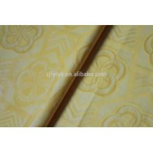 Best Quality Damask Shadda Guniea Borcade Bazin Riche African Cloth Textiles Nigerian Cotton Fabric FEITEX Handmade Order