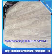 Linyi 2 mm de madera de teca