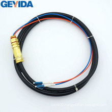 Pigtail LC/Upc Optical Fiber Patch Cord