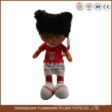 Pequeña Muñeca de amor American Girl negra personalizada