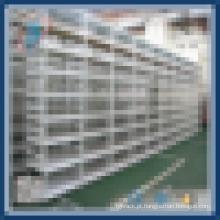 Ângulo de armazenamento Ângulo / rebite Racking