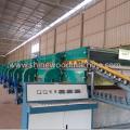 Machine de séchage de placage de la ligne de machines de contreplaqué