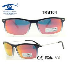 Mais recente moda sunglass bonito (TRS104)