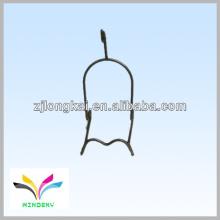 Secador de pelo secadero de la capilla del salón del pelo del negro del metal respetuoso del medio ambiente
