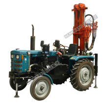 Tractor Mounted Water Well drilling Rig prices  pneumatic dth drilling machine