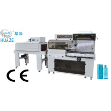 Automatic L type colorful PE film Heating tunel Shrink wrapping Machine
