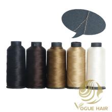 Extensions de cheveux fil de tissage de cheveux en nylon