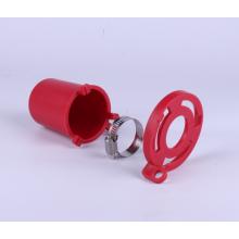 OSHA-V42 Válvula Válvula Dispositivos de bloqueio válvula de bloqueio de teclas, loto tagout devices