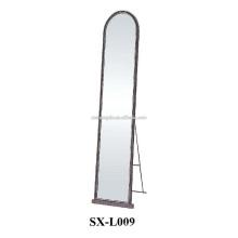 Miroir décoratif moderne, miroir mural Cadre en métal à vendre