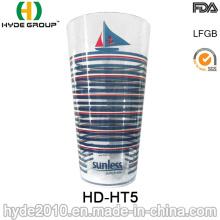 Transparent Plastic Cup Stadium Juice Cup