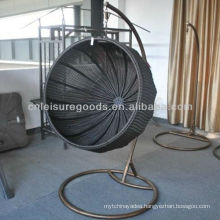 Outdoor Rattan Basket hanging Chair